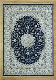 Sale 8585C - Lot 56 - Indo Persian Nain 170cm x 240cm