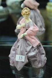 Sale 8296 - Lot 15 - Royal Worcester First Dance