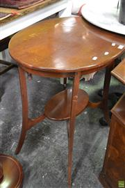 Sale 8566 - Lot 1638 - Timber Occasional Table