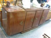 Sale 7944A - Lot 1050 - Large Four Door Sideboard (41)