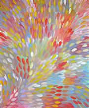 Sale 8282A - Lot 61 - Gloria Petyarre (c.1945 - ) - Bush Medicine Leaves 200 x 165cm