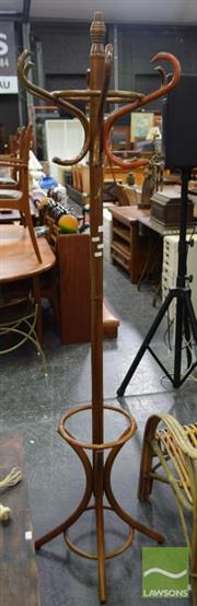 Sale 8500 - Lot 1203 - Bentwood Coat Stand