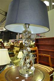 Sale 8093 - Lot 1402 - Chain Form Desk Lamp