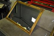 Sale 8013 - Lot 1026 - Gilt Framed Mirror