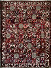 Sale 8345C - Lot 7 - Persian Bakhtiari 420cm x 312cm