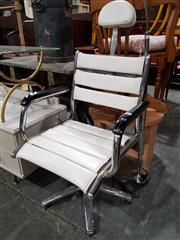Sale 8740 - Lot 1683 - Office Chair with Head Rest
