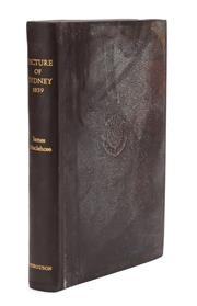 Sale 8864 - Lot 19 - MACLEHOSE, James - Picture of Sydney and Strangers Guide in New South Wales from 1839 St Ives, John Ferguson Pty Ltd., 1977
