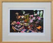 Sale 8019A - Lot 37 - Greg Weight - The dining table, 2011 26.5 x 40cm