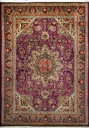 Sale 8345C - Lot 8 - Persian Tabriz 396cm x 296cm