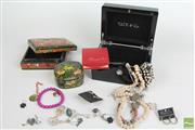 Sale 8466 - Lot 86 - Costume And Other Jewellery Cases