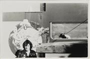 Sale 8732A - Lot 5095 - Brad Levido (1953 - 1993) (3 works) - Michael, 1976; Self-portrait, 1976; Urban Scene 14 x 21cm; 29 x 43cm; 27.5 x 39.5cm