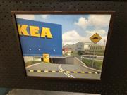 Sale 8903 - Lot 2008 - Kevin McKay The Speed Bump 2012oil on linen on board, 25.5 x 30.5 cm, signed and titled verso