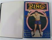 Sale 8125 - Lot 71 - The Ring, bound volume for 1931, including all covers.