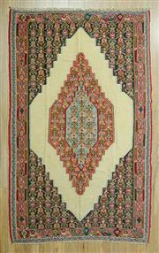 Sale 8585C - Lot 62 - Persian Sana 243cm x 150cm