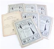 Sale 8997 - Lot 28 - Great Men and Famous Women; A Series of Pen & Pencil Sketches parts19-31&34