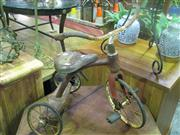 Sale 7974A - Lot 1056 - 1960s Childs Tricycle