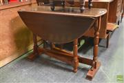 Sale 8277 - Lot 1042 - Gate Leg Table