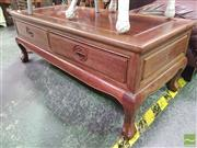 Sale 8495F - Lot 1021 - Rosewood Coffee Table