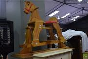 Sale 8523 - Lot 1048 - Timber Slide Rocker