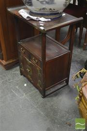 Sale 8299 - Lot 1027 - Oriental Side Cabinet