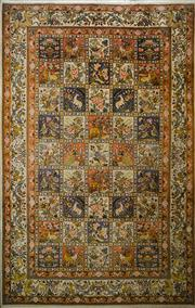 Sale 8418C - Lot 8 - Persian Bakhtiari 311cm x 203cm