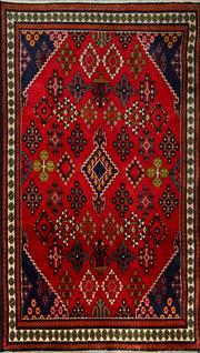 Sale 8406C - Lot 15 - Persian Abada 218cm x 130cm
