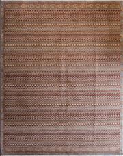 Sale 8447C - Lot 34 - Jaipor Contemporary Wollen Rug 305cm x 245cm
