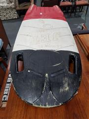 Sale 8723 - Lot 1056 - Vintage JET Skim Board
