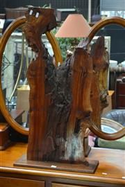 Sale 8124 - Lot 1028 - Driftwood on Stand