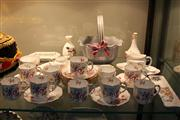 Sale 8327 - Lot 67 - Derby China Derby Poises Tea Wares with other Ceramics Incl Wedgwood