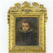 Sale 8372 - Lot 2 - Antique 16th Century Style Miniature