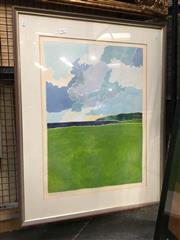 Sale 8776 - Lot 2047 - Barbara Newcomb - Headland, 1978 59 x 42cm