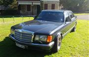 Sale 8984 - Lot 1001 - 1991 Mercedes Benz 560 SEL, CVV48W, VIN:WDB1260392A589511, 164615 km and dated 11/00 on import compliance plate. Daily driver and re...