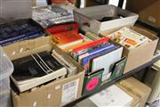 Sale 8139 - Lot 2230 - Boxes of Books and CDs