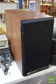 Sale 8530 - Lot 2115 - Pair of Cerwin-Vega! Digital Series D 3-E Speakers