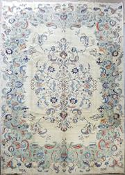 Sale 9026 - Lot 1085 - Hand Knotted Pure Wool Persian Kashan (420 x 293cm)
