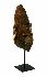 Sale 3850 - Lot 15 - ASMAT CANOE PROW HEAD PORTION SOUTH WEST PAPUA NEW GUINEA