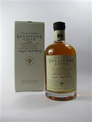 Sale 8329 - Lot 576 - 1x Sullivans Cove Double Cask Single Malt Tasmanian Whisky - in box