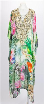 Sale 8640F - Lot 97 - A Camilla silk kaftan, one size.