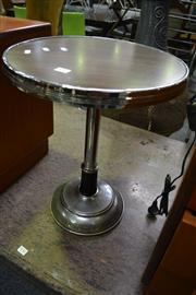 Sale 8127 - Lot 837 - Deco Smokers Stand