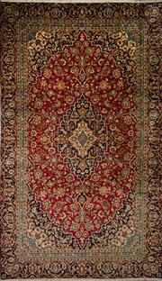 Sale 8424C - Lot 73 - Persian Kashan 380cm x 220cm