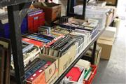 Sale 8139 - Lot 2229 - Boxes of Books and CDs