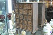 Sale 8346 - Lot 31 - Timber Medicine Chest