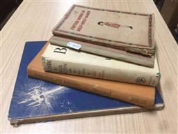 Sale 9152 - Lot 2456 - 5 Volumes incl. Further Doings of Milly-Molly_Mandy; OHarris, Pixie Marmaduke& Margaret; Kiddle, M. Moonbeam Stairs; etc