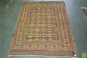 Sale 8392 - Lot 1035 - Persian Sumac (190 x 140cm)