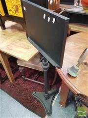 Sale 8455 - Lot 1036 - Industrial Music Stand