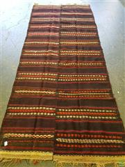 Sale 8566 - Lot 1339 - Persian Kilim (309 x 123)