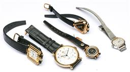 Sale 9190 - Lot 75 - A collection of ladies watches including mens astronomy watch