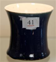 Sale 7969 - Lot 41 - Chinese Cobalt Blue Glazed Wine Cup