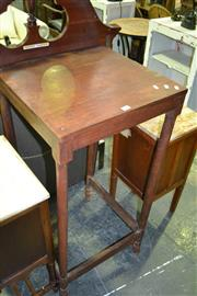 Sale 8093 - Lot 1511 - Timber Plinth